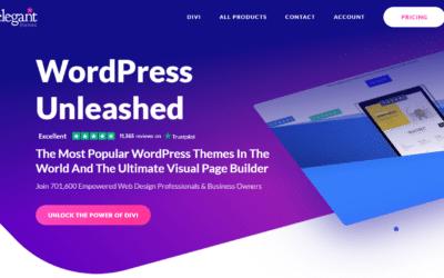 Le thème WordPress DIVI : Votre site vitrine en autonomie